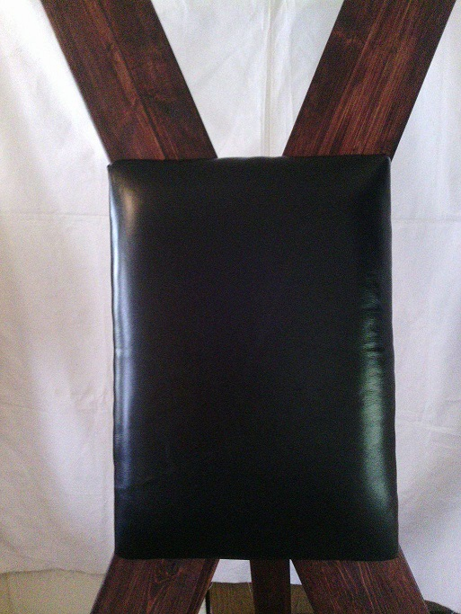 Center Plate of Portable St Andrew Cross - BDSM Dungeon Furniture