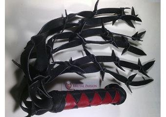 rubber floggers and other special heavy floggers